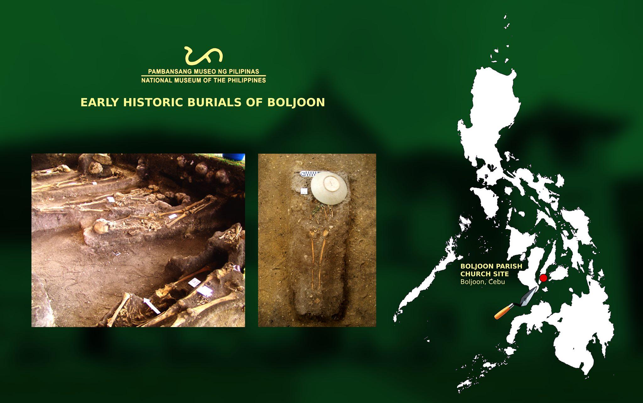 Early Historical Burials Excavated in Boljoon, Cebu [Philippine History]