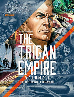 The Rise and Fall of the Trigan Empire vol.1 don Lawrence Rebellion