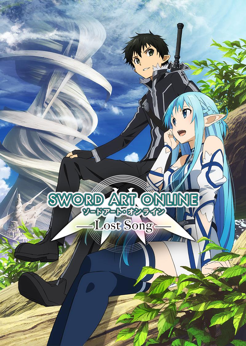 Sword Art Online Lost Song Torrent (PC)