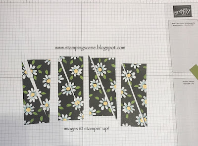 flower and field designer series paper for papercraft