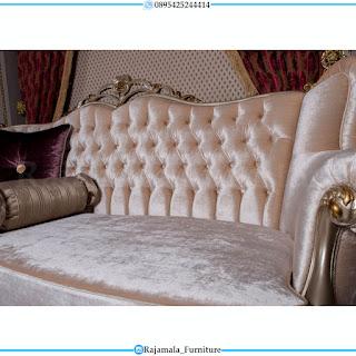 Model Sofa Tamu Mewah Jepara Classic Elegant Luxury Style RM-0735