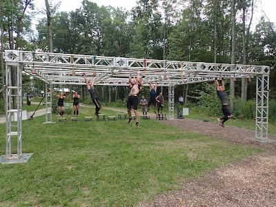Spartan Race Monkey Bars