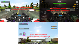 gamepkay traffic rider