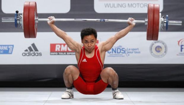Eko Yuli Irawan Meraih 2 Perak Kejuaraan Dunia Mengangkat Besi 2019
