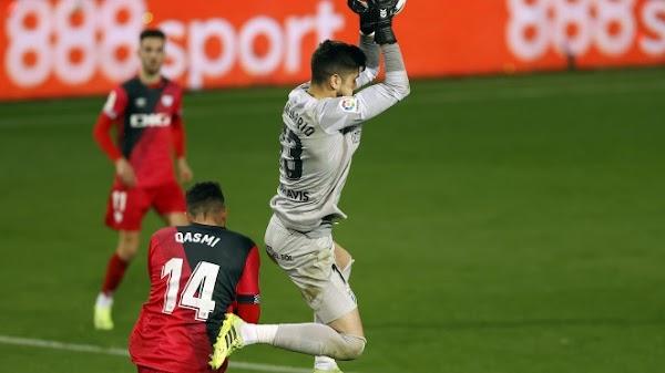 """Dani Barrio - Málaga -: """"Creo que era merecido desde hace tiempo, y lo hemos conseguido"""""""