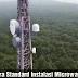 Cara Standard Instalasi Antenna Microwave