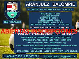 Aranjuez Balompié