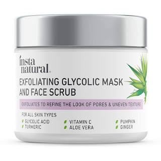 Glycolic Face Mask & Facial Scrub