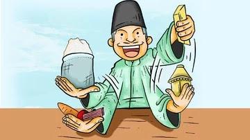 Membayar Zakat Pada Bulan Ramadhan
