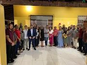 Prefeito Mecinho Soares se reúne com secretariado e assessoria jurídica