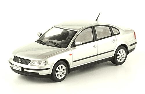 volkswagen Passat Sedan 1998 1:43, volkswagen collection, colección volkswagen méxico