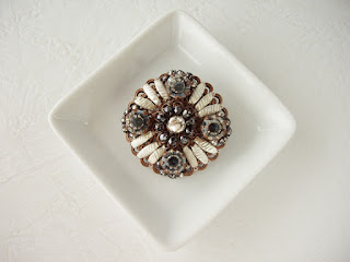 grey, jewelry, brooches, rhinestone jewelry,