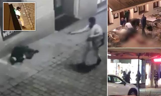 مفاجاة مدوية هل يكون تونسي ... عاجل الكشف عن هوية منفذ هجوم فيينا !