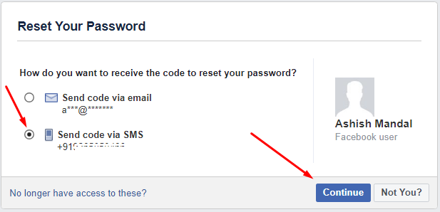 facebook password kaise todhe
