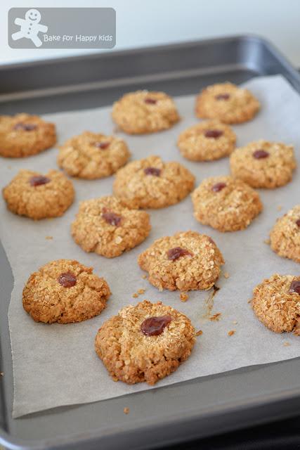 extra crispy Nestum cereal cookies