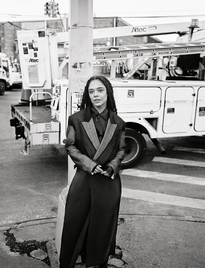 Tessa Thompson Featured for The Gentlewoman No 21, Spring/Summer 2020