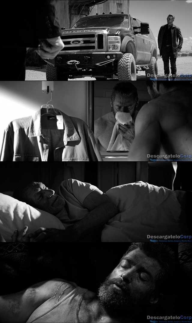 Logan Wolverine Noir Edition (2017) HD 1080p Español Latino