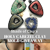 Winner of Shades of Clay's Holy Cabezel Jewelry Mold Giveaway