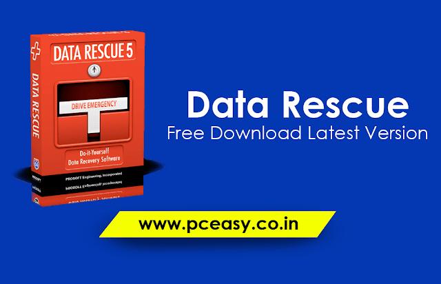 Data Rescue Free Download