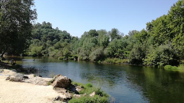 água Cristalina do Ria Cávado