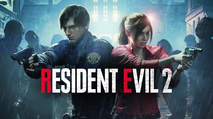 Resident Evil 2 Remake Türkçe Yama İndir