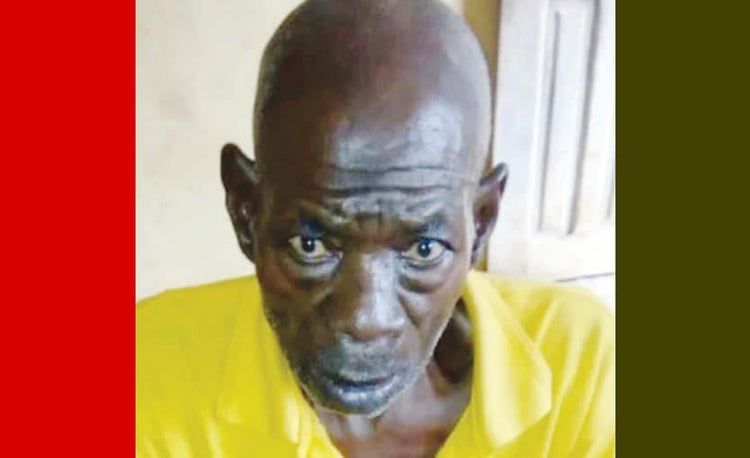 90-year-old man arrested by NDLEA for dealing in indian hemp