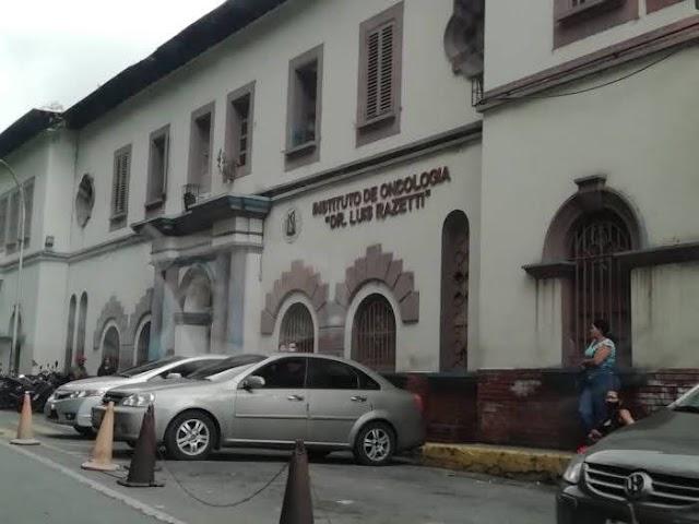 Deterioro y mala atención imperan en el Instituto de Oncología Dr. Luis Razetti en Caracas