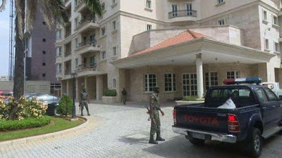Federal High Court orders temporary forfeiture of the Ikoyi $1.6m apartment where EFCC found over $43 million cash