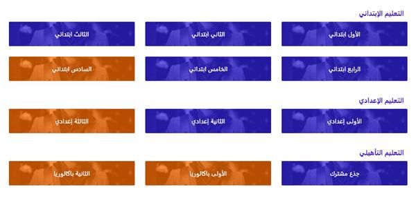 متابعة الدروس عن بعد عبر منصة Telmidtice لجميع المستويات
