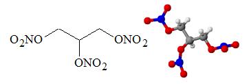 #Nitroglicerina ou Trinitrato de Glicerol