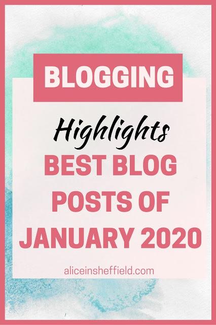 Blog Highlights January