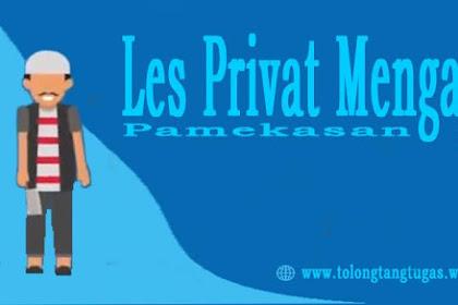 Les Privat Mengaji di Pamekasan