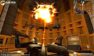 Black Mesa Source (PC) 2012