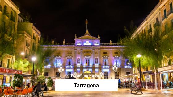 Tarragona City Center - Tarragona  Travel Guide by Travelling Hopper