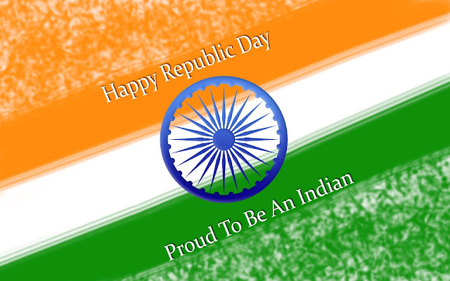 Happy Republic Day 2017 Wallpaper