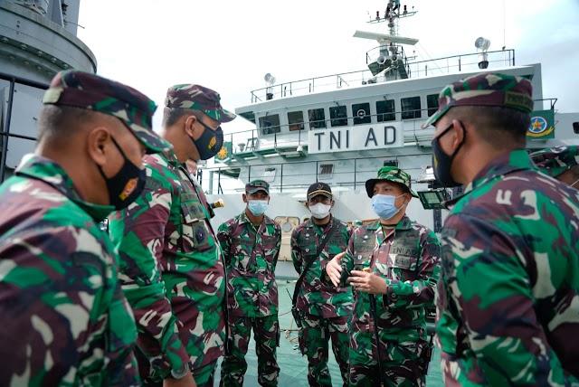 Satgas Zeni TNI AD Tiba, Tiga Jembatan di Bima Akan Dibangun
