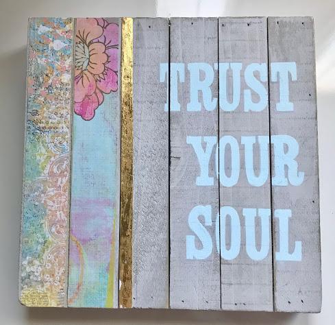 China Carnella Trust Your Soul Piece