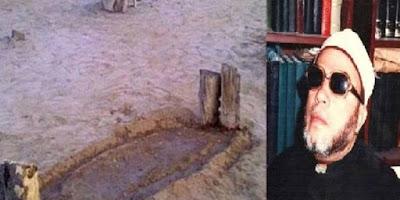 فتحوا قبر الشيخ عبد الحميد كشـكـ بعد 13 عام ليقوموا بدفن أخوه فوجدواً شيئاً مذهلاً ؟!