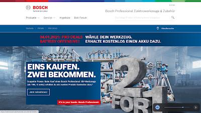 Bosch Battery Offensive Flyer
