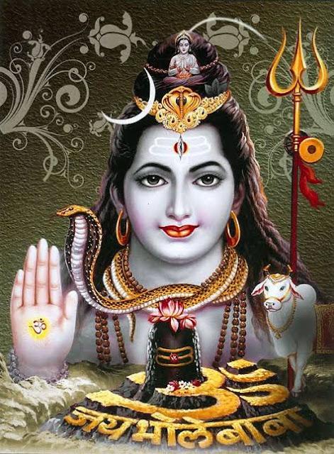 Shiva Tandav Stotram in Hindi