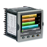 industrial process recorder controller Eurotherm nandaq