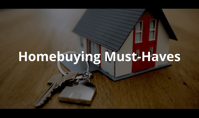 Homebuying must-haves: A study by Lombardo Homes
