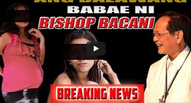 Napakatulis Ni Bishop Bacani! Isiniwalat Mismo Ni Pres. Duterte