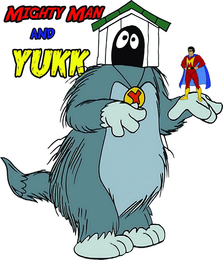 Animação em Foco: MINI POLEGAR & YOGUI (Mighty Man and Yukk) 1979