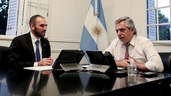 Gobierno argentino disminuye porcentaje de deuda en dólares