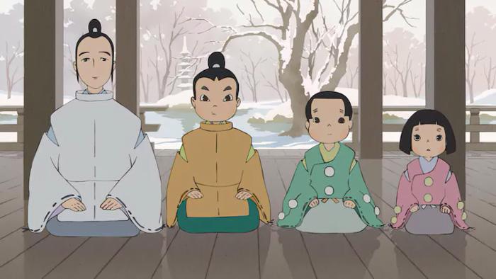 The Heike Story (Heike Monogatari) anime - Naoko Yamada