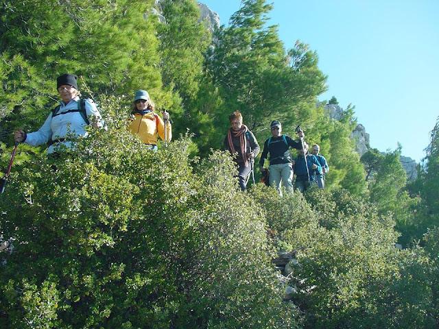 """Στους ορεινούς οικισμούς του Πάρνωνα, Πραστό και Καστάνιτσα η """"Βουνοπαρέα Αργολίδας"""""""