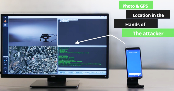 New Flaw Lets Rogue Android Apps Access Camera Without Permission