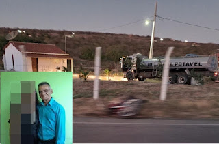 Acidente na PB 137, zona rural de Picuí, deixa uma vítima fatal