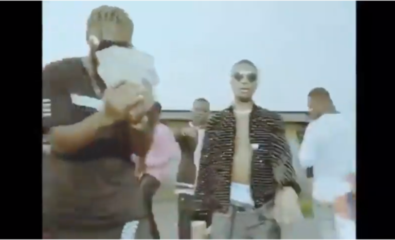 "[ThrowBack] Watch This Unreleased Video For Wizkid's Hit Song ""Soco"" x Terri x Spotless x Ceeza Milli #Arewapublisize"